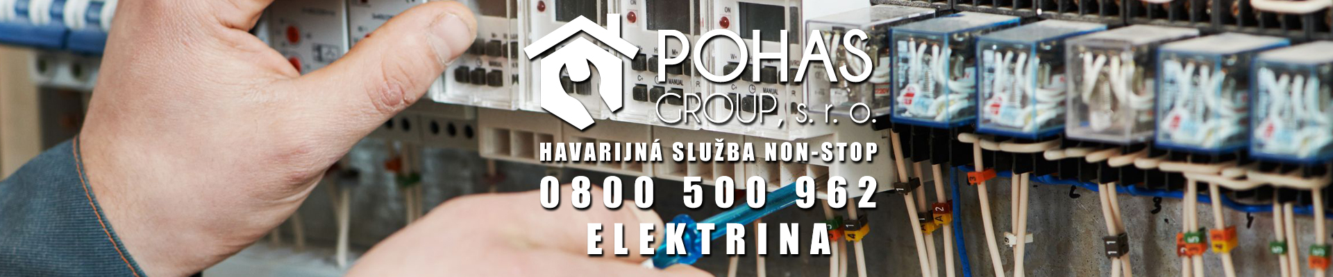 Pohas Group Elektrina